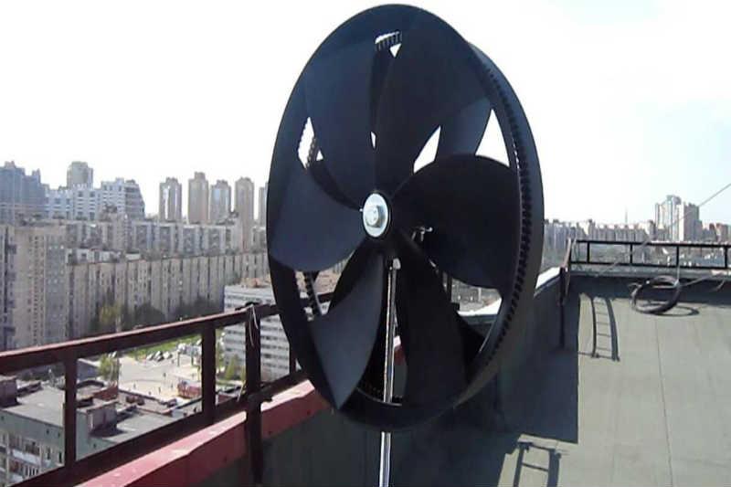 Ducted-Wind-Turbine